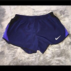 Nike dri-fit Navy Blue shorts size medium